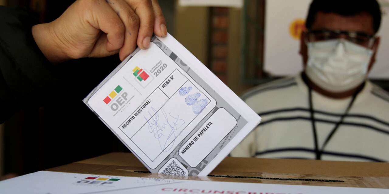 En las subnacionales también se elegirán alcaldes provisionales