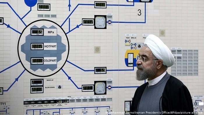 Francia, Alemania y Reino Unido exigen a Irán que renuncie a la producción de uranio metálico
