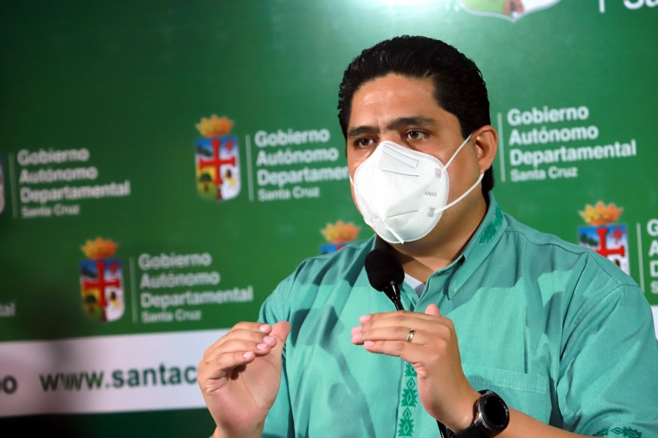 Sedes confirma que Santa Cruz demanda de 2,1 millones de vacunas contra el Coronavirus