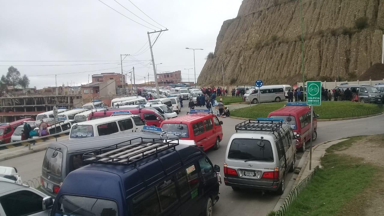 Se rompe el diálogo y transportistas confirman paro y bloqueo para este martes