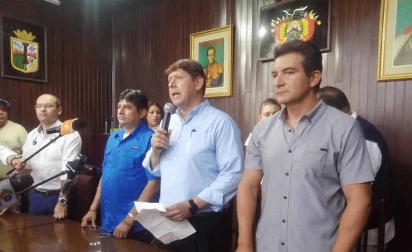 Brigada Parlamentaria Cruceña exige articulación de los tres niveles del Estado ante emergencia por Covid-19