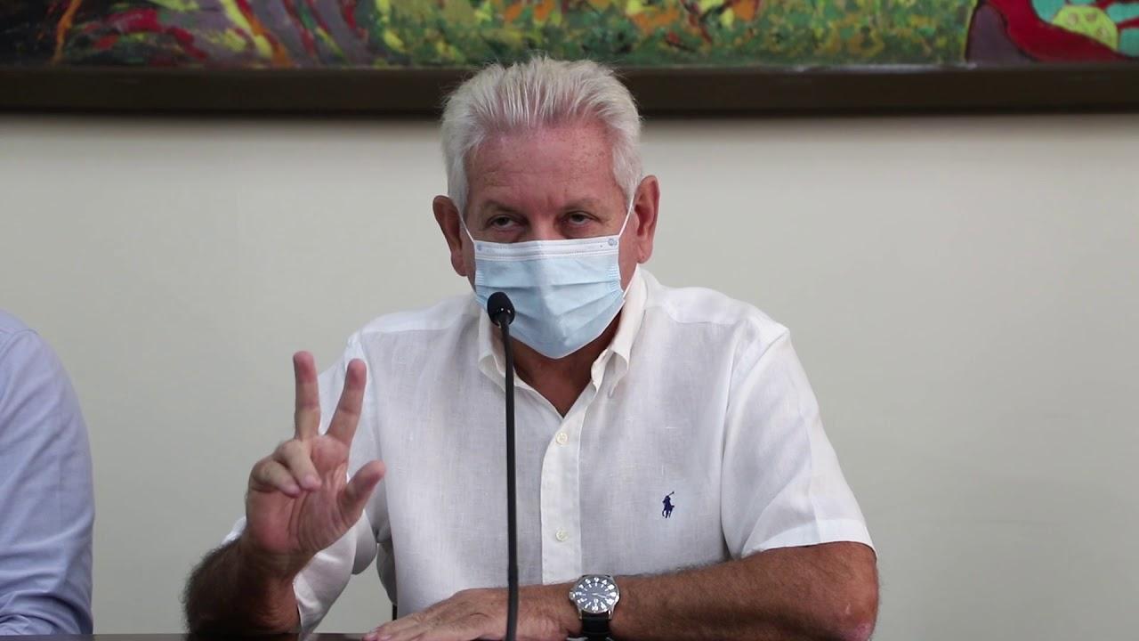 Costas ve complicado aplicar una cuarentena rígida y deja en manos del TSE postergar o no las elecciones