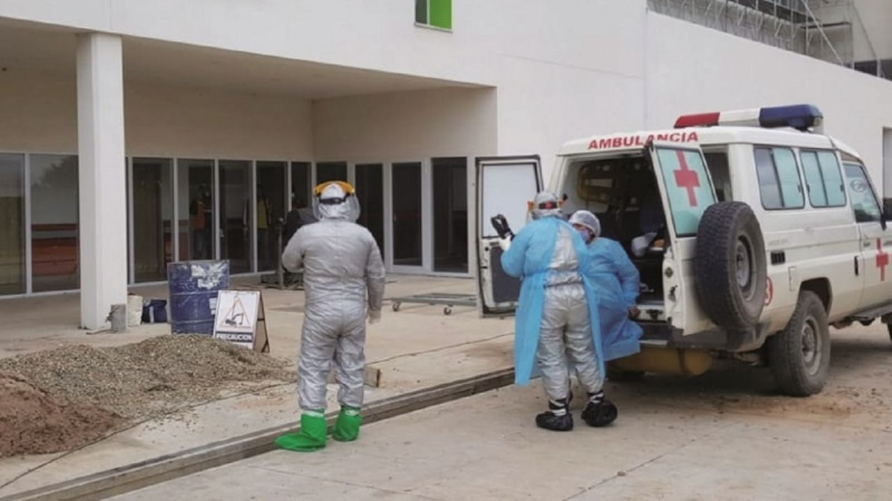 Según el viceministro de Salud, el lunes 4 de enero se reanuda la atención en el hospital de Montero
