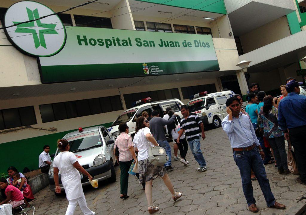 Asamblea Legislativa Departamental de Santa Cruz aprueba Bs 26,8 millones para hospitales de tercer nivel