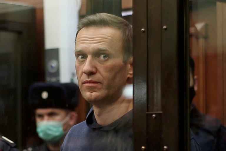 """Rusia mantiene en secreto sobre la prisión de Alexei Navalny: """"Fue trasladado a donde debe estar"""""""