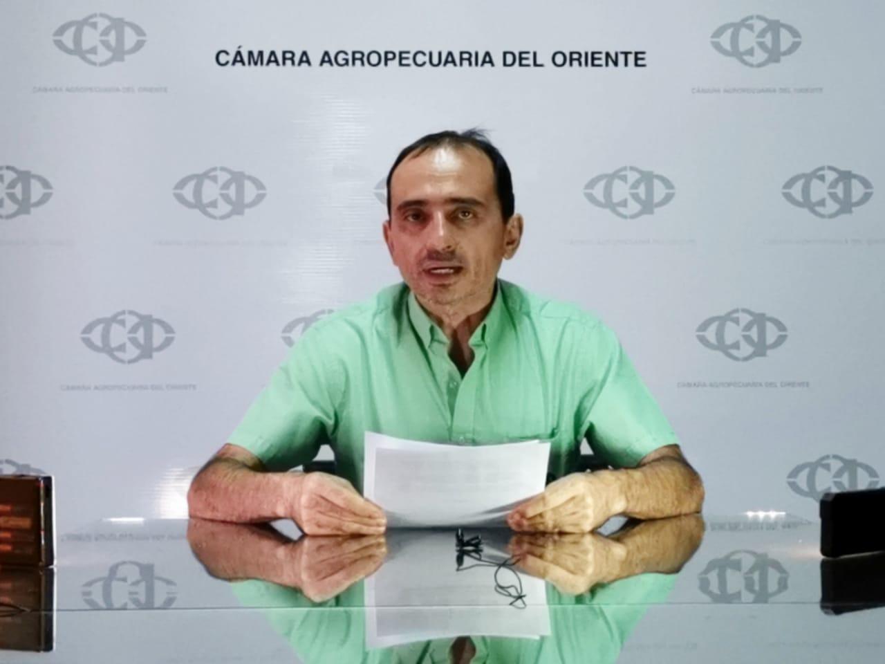 La CAO rechaza el manejo político del proceso agrario