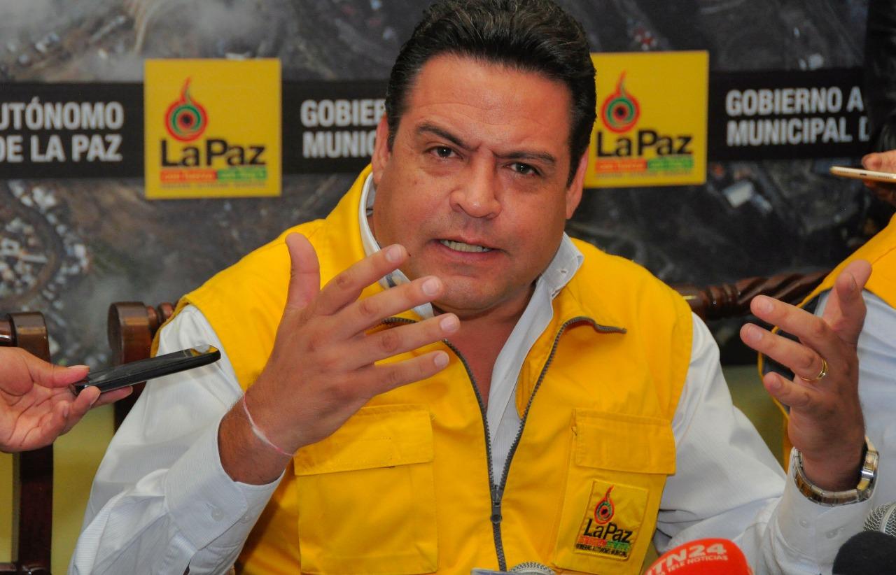 Alcaldía de La Paz gestiona adquisición de vacunas AstraZeneca