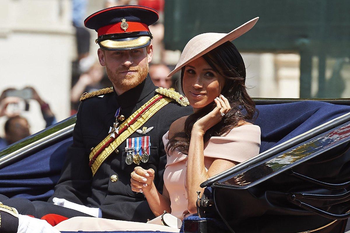 Enrique y Meghan dan una entrevista de alto riesgo para la monarquía británica