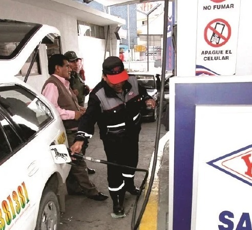 Importación de combustibles sube tras caer 41,7 % en 2020