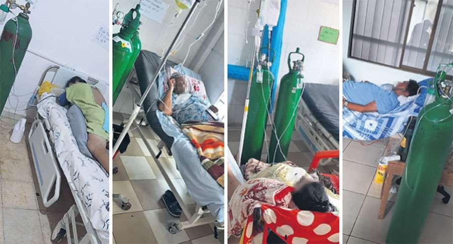 La letalidad se duplicó en Guayaramerín, donde no tienen ni para el oxígeno médico