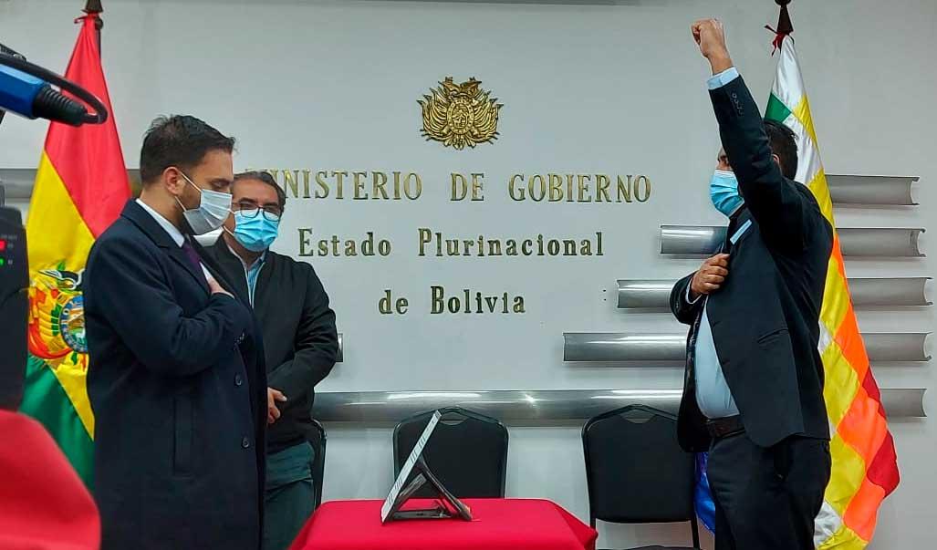 Cambian al Viceministro de Seguridad Ciudadana tras polémica por campaña tildada de machista