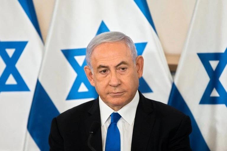 Benjamin Netanyahu anunció que el dron que derribó Israel cerca de la frontera estaba armado y era de Irán