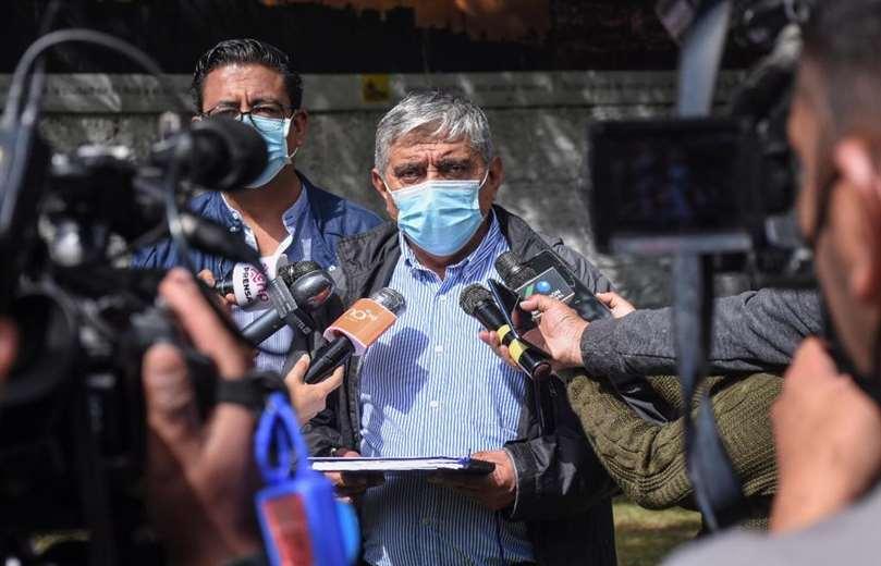 Arias ahora pide una reunión con los ministros de Arce para abordar 11 temas