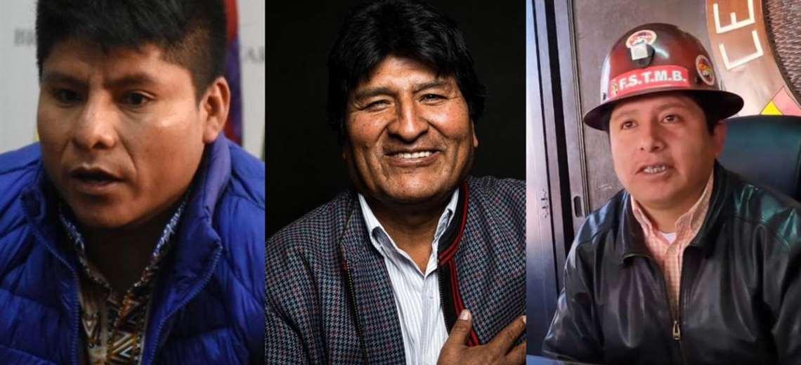Procuraduría pide informes a la justicia cruceña sobre casos contra Evo, Loza y Huarachi