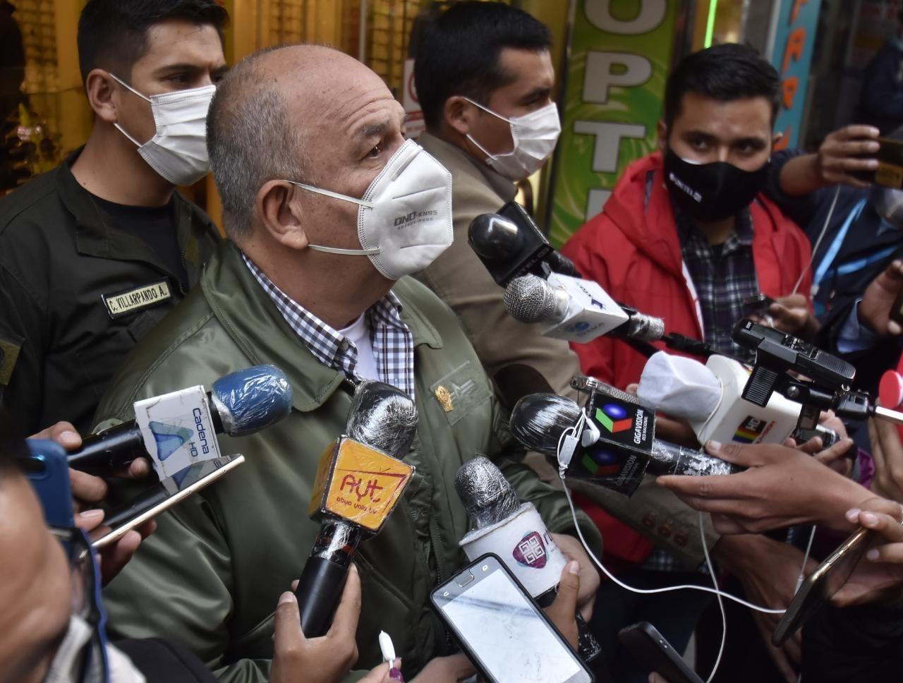 Murillo se quedó con el 50% del dinero del sobreprecio de los gases, según acusación