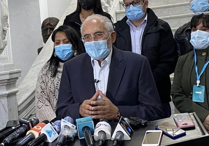 Mesa: Cada muerte causada por falta de oxígeno es responsabilidad de quienes gobiernan