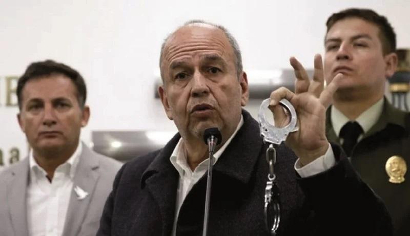 Murillo llega a un acuerdo con la Fiscalía de EEUU y preocupa al MAS