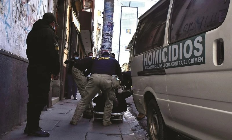 Covid-19: el IDIF levantó este año 2.094 cadáveres en calles y domicilios