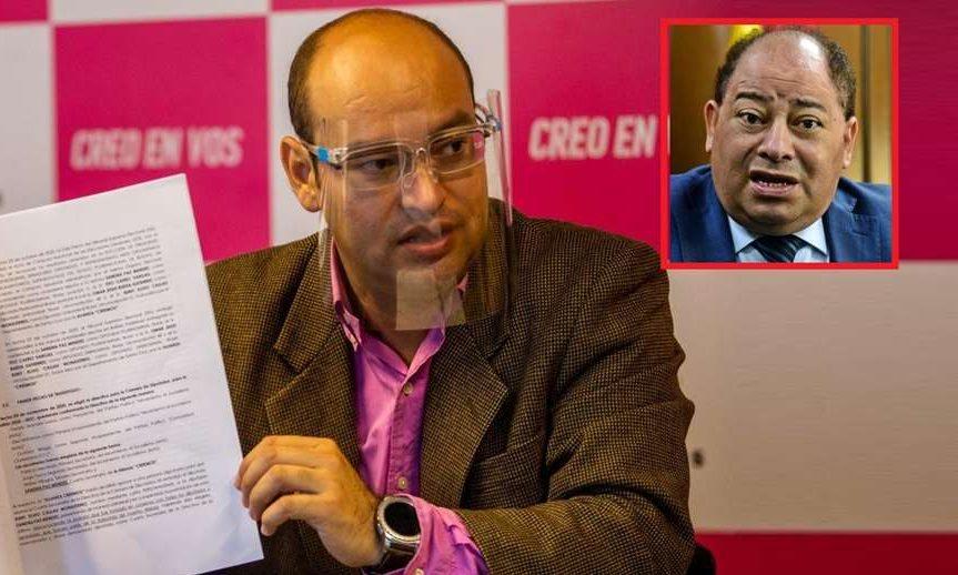 Creemos investigará a Carlos Romero por la compra de gases lacrimógenos durante su gestión