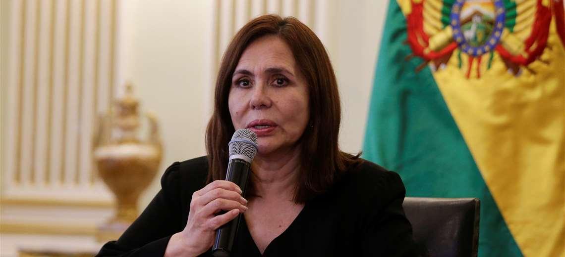 """Longaric: """"Repudié las acciones de Arturo Murillo porque nos dejó devastados a personas honestas"""""""