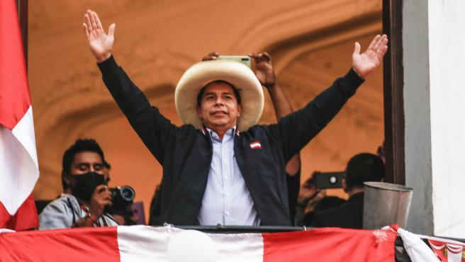Pedro Castillo, contundente: no al aborto, no al matrimonio igualitario y no al consumo de marihuana
