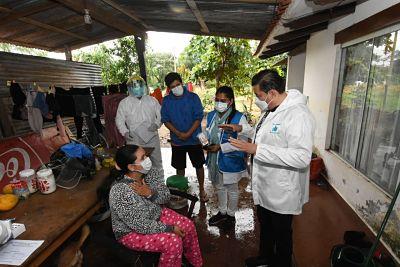 Gobierno invita al alcalde cruceño a presentar documentación para importar vacunas