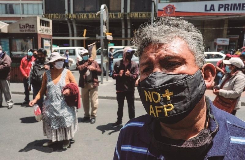 AFP: los aportantes dicen que el Gobierno no socializó proyecto