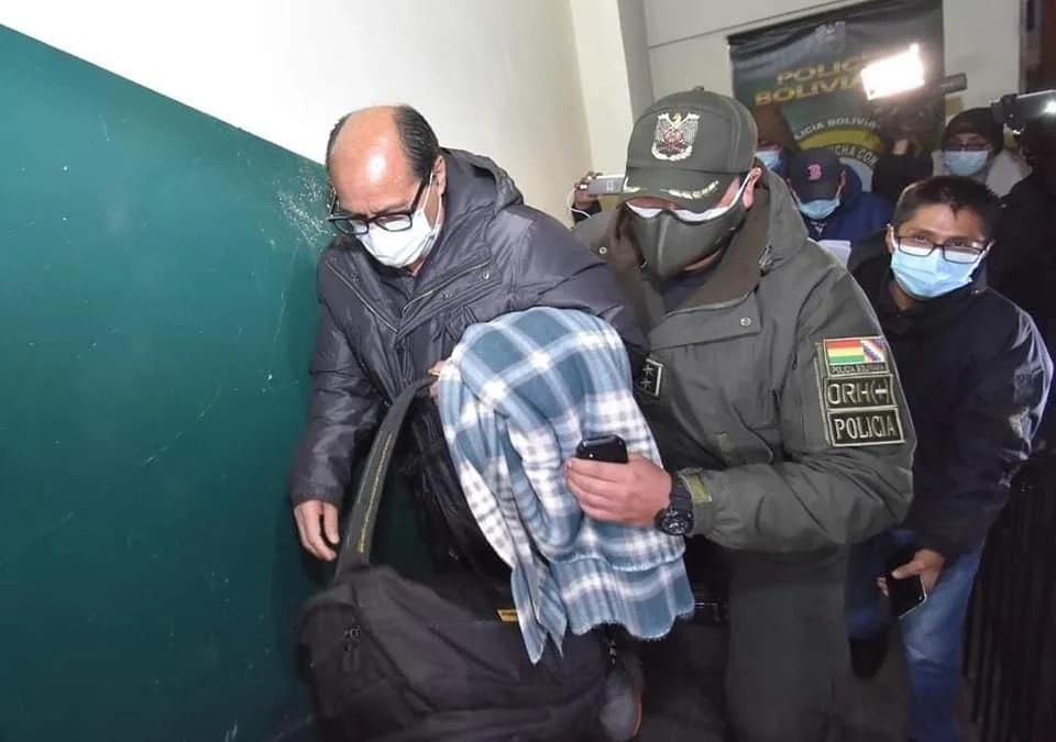 Aprehenden a exasesor de Murillo por caso condecoraciones falsas en la Policía