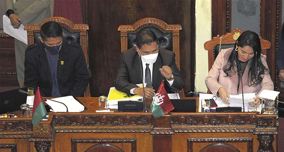 Asamblea aprueba por mayoría informe del ministro de Salud