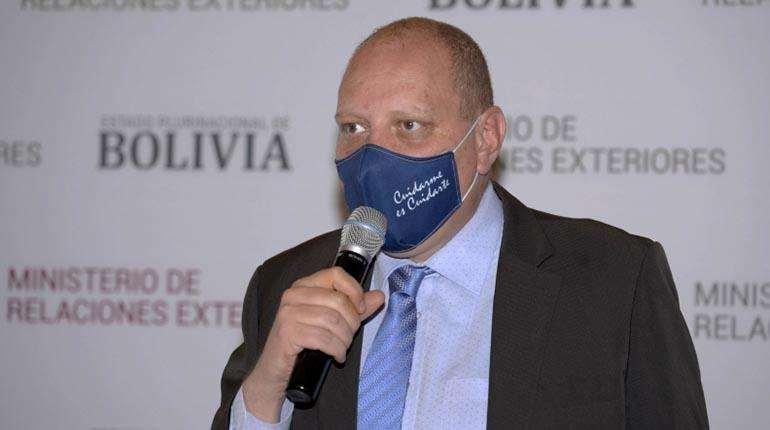 Blanco admite que habrá demora en la llegada de las segundas dosis de la vacuna Sputnik V
